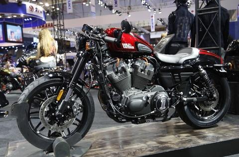 Harley-Davidson Roadster Cafe Racer gia gan 600 trieu dong tai VN hinh anh 3