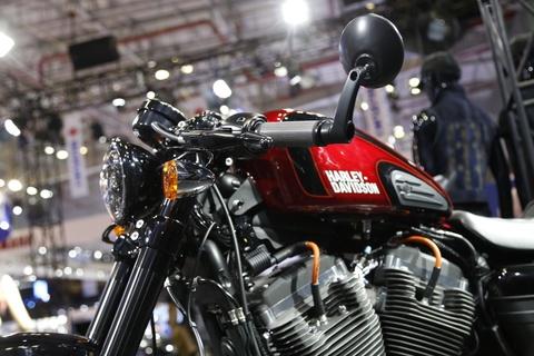 Harley-Davidson Roadster Cafe Racer gia gan 600 trieu dong tai VN hinh anh 5