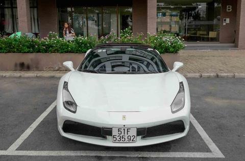 Sieu xe cua Cuong Do La do dang Ferrari cua dai gia Sai Gon hinh anh 5