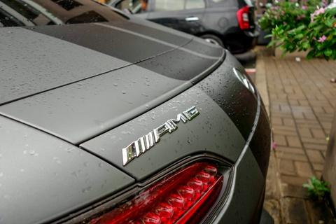 Cuong Do La do Mercedes GTS kieu Fast and Furious 8 hinh anh 8
