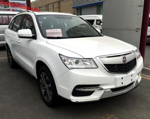 Hang san xuat Trung Quoc che xe nhai Acura MDX gia 11.500 USD hinh anh