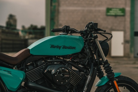 Moto gia re Harley Street 750 do doc dao voi chi phi thap hinh anh 5