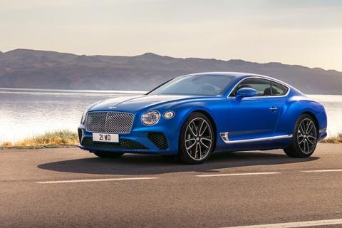 Xe sieu sang Bentley Continental GT 2018 ra mat hinh anh 2