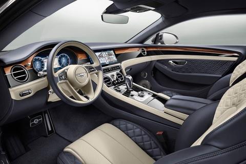 Xe sieu sang Bentley Continental GT 2018 ra mat hinh anh 7