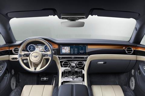 Xe sieu sang Bentley Continental GT 2018 ra mat hinh anh 12