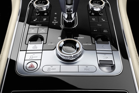 Xe sieu sang Bentley Continental GT 2018 ra mat hinh anh 13