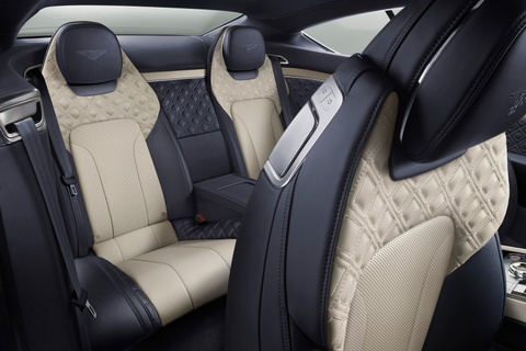 Xe sieu sang Bentley Continental GT 2018 ra mat hinh anh 11