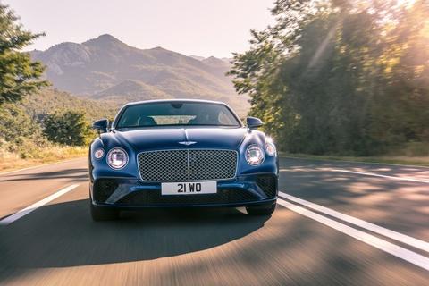 Xe sieu sang Bentley Continental GT 2018 ra mat hinh anh 3