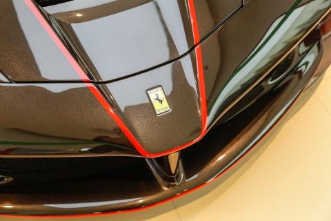 Anh thuc te LaFerrari Aperta - chiec Ferrari dat nhat Singapore hinh anh 11