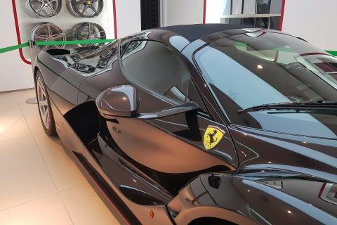 Anh thuc te LaFerrari Aperta - chiec Ferrari dat nhat Singapore hinh anh 9
