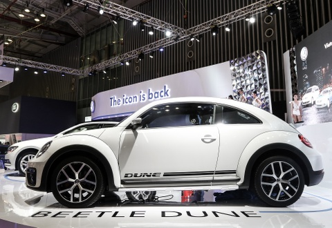 Chi tiet 'con bo' Beetle Dune gia 1,47 ty dong hinh anh 2