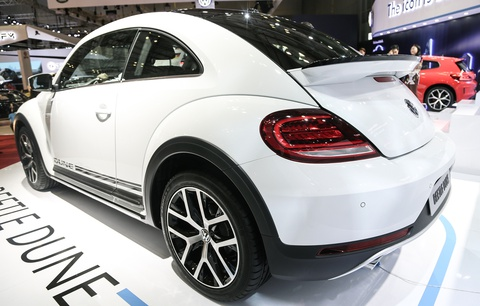 Chi tiet 'con bo' Beetle Dune gia 1,47 ty dong hinh anh 3