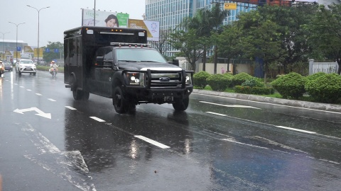 Nhung chiec xe dac biet trong doan ho tong Tong thong Trump hinh anh 7