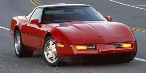 11 mau Chevrolet Corvette dep nhat moi thoi dai hinh anh 5