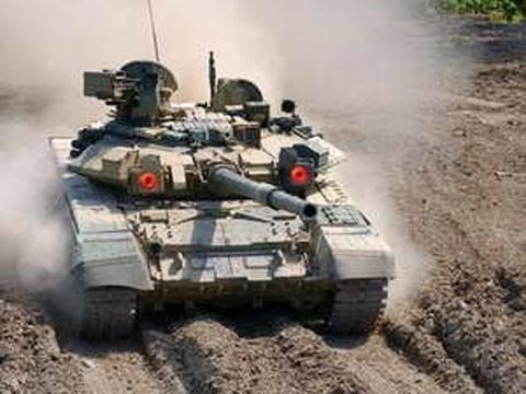 An Do chi 470 trieu USD mua dan phao xe tang T-90 hinh anh