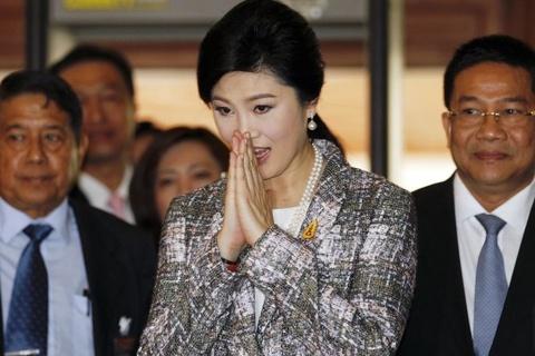 Cuu Thu tuong Thai Lan Yingluck 'an mi cung phai duoc phep' hinh anh