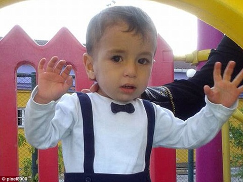 Loi cuoi cua be trai Syria: 'Bo oi, xin dung chet!' hinh anh