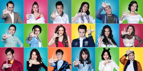'Glee' phien ban Viet vua len song da gay xon xao mang xa hoi hinh anh 1