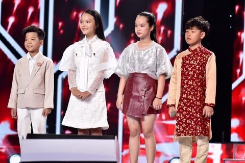 Co be dan ca Ha Quynh Nhu tro thanh quan quan Giong hat Viet nhi 2018 hinh anh 5