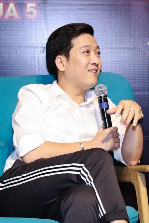 Truong Giang lan dau noi ve viec ket hon Nha Phuong: 'Lay vo vui lam' hinh anh 5