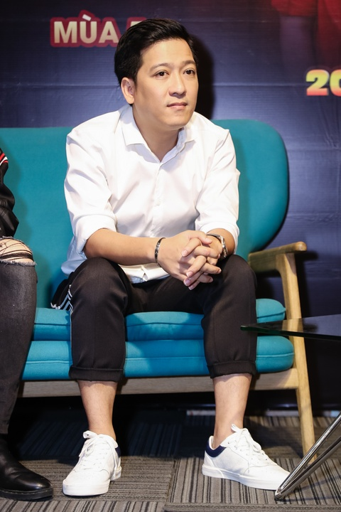 Truong Giang lan dau noi ve viec ket hon Nha Phuong: 'Lay vo vui lam' hinh anh 3