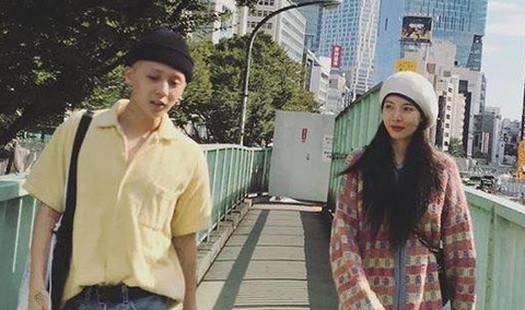 HyunA hanh phuc hen ho ban trai kem tuoi bat chap tranh cai hinh anh