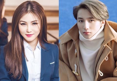Huong Tram dan dau Top 10 ca khuc co luot nghe cao nhat Vpop hinh anh
