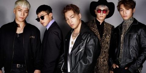 4 thanh vien nhap ngu, Big Bang van thang giai 'Grammy Han Quoc' hinh anh