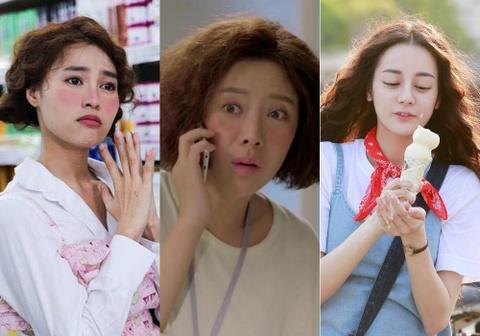Lan Ngoc, Dich Le Nhiet Ba dong cung vai: Gay tranh cai ve dien xuat hinh anh