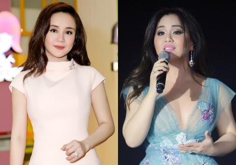 Khán giả tranh cãi về phát ngôn chê đàn chị giành hit của Vy Oanh
