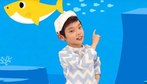Hien tuong toan cau 'Baby Shark' lap ky tich, sanh ngang hit BTS, PSY hinh anh