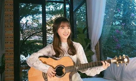 Jang Mi hát 'Ánh trăng nói hộ lòng tôi' ngọt ngào, dẫn đầu BXH