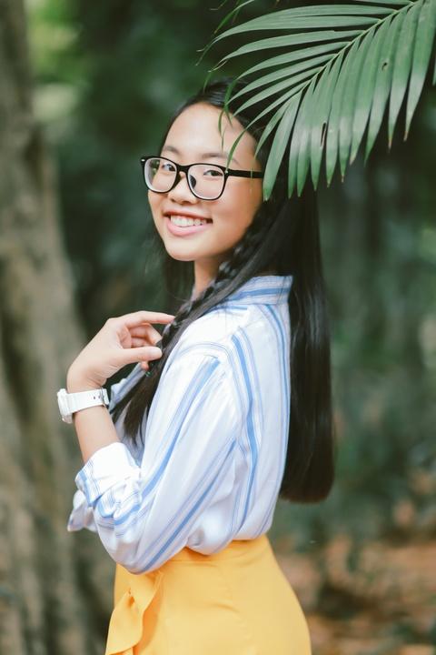 Phuong My Chi, Thien Nhan truong thanh, xinh dep sau nhieu nam ca hat hinh anh 9