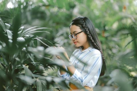 Phuong My Chi, Thien Nhan truong thanh, xinh dep sau nhieu nam ca hat hinh anh 11