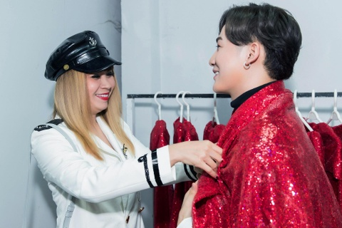 Huong Giang Idol, Pham Quynh Anh lam huan luyen vien The Voice Kids hinh anh 4