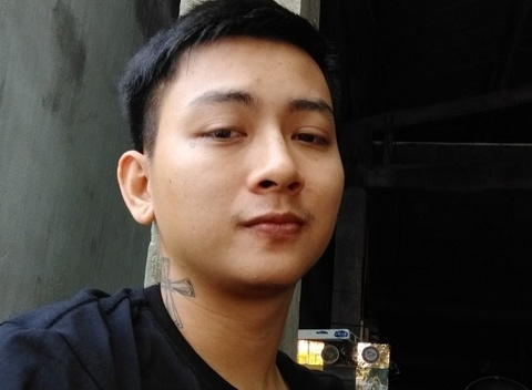 Hoai Lam lam rapper, co nghe danh moi hinh anh