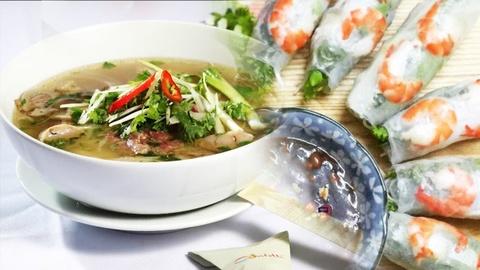 Pho va goi cuon Viet Nam lot top mon an ngon nhat the gioi hinh anh