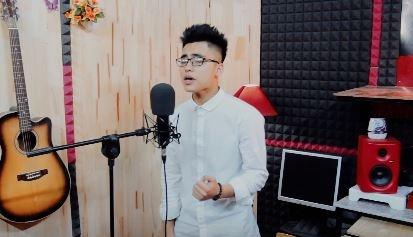 Viet Hoang - em trai Son Tung M-TP hat Anh Sai Roi cua anh trai hinh anh