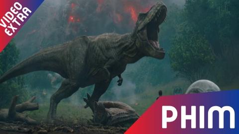 Trailer Jurassic World 2: Vuong Quoc Sup Do hinh anh