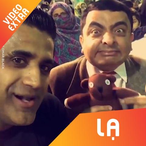 Mr.Bean phien ban Pakistan giong y ban goc hinh anh