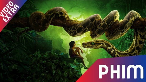 Trailer phim Cau be rung xanh - Mowgli phien ban moi hinh anh