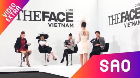 'Tinh cu Kim Ly' bi Thanh Hang gay kho de khi catwalk tai The Face hinh anh