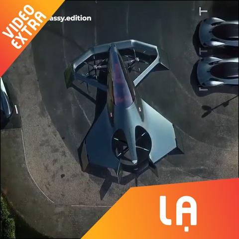Concept sieu xe bay Aston Martin tuong lai voi 3 cho ngoi, man hinh ao hinh anh