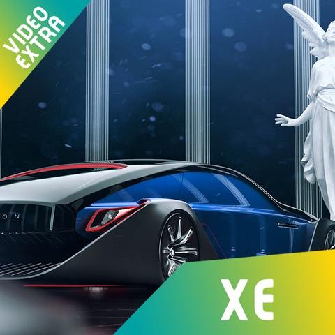 Concept sieu xe Rolls-Royce Exterion tu phim vien tuong hinh anh