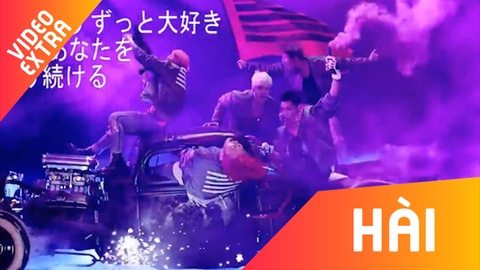 Trailer Sieu nhan cuong phong voi Big Bang la dien vien chinh hinh anh