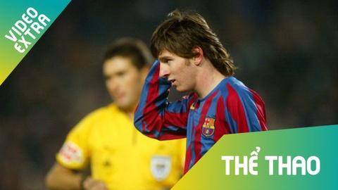 Nhung thuoc phim cho thay Messi da phi thuong ngay tu nho hinh anh