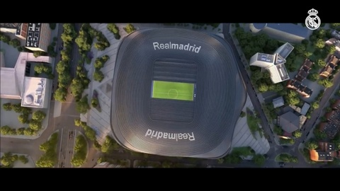 Phoi canh long lay cua san nha Real Madrid trong tuong lai hinh anh