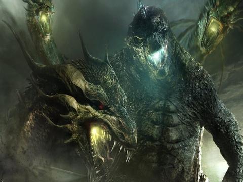 Sinh vat Godzilla huyen thoai to lon den dau? hinh anh