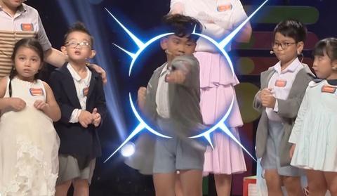 Tran Thanh, Nam Thu 'be tac' toan tap khi cac Nhi tro tai nang khieu hinh anh