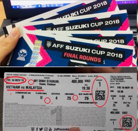 Nhieu nguoi mua phai ve gia tran chung ket luot ve AFF Cup 2018 hinh anh